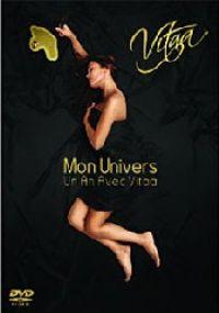 Cover Vitaa - Mon univers - Un an avec Vitaa [DVD]